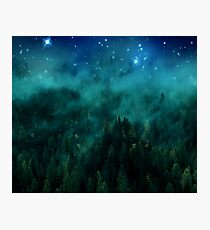 The Magic Spell Photographic Print