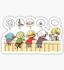 ONE PIECE 2 Sticker