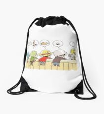 ONE PIECE 2 Drawstring Bag