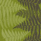 Ferns by sarknoem