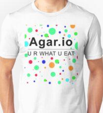 Agar.io U R WHAT U EAT Unisex T-Shirt