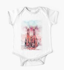 Gothic revival church in Zyrardow Kids Clothes