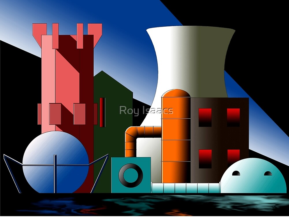 Industry 17 by Roy Isaacs