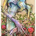 Scarecrow #2. by John Gieg
