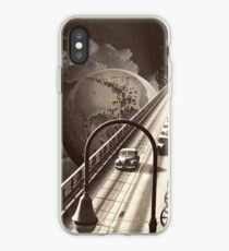 Lost Highway iPhone Case