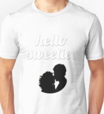 Hello Sweetie {FULL} Unisex T-Shirt