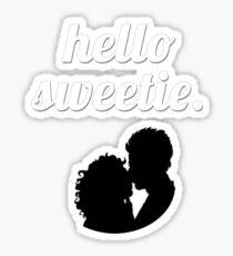 Hello Sweetie {FULL} Sticker