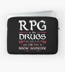 RPG - Roleplay Game Laptop Sleeve