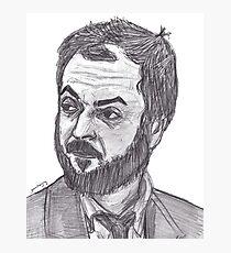Kubrick Photographic Print