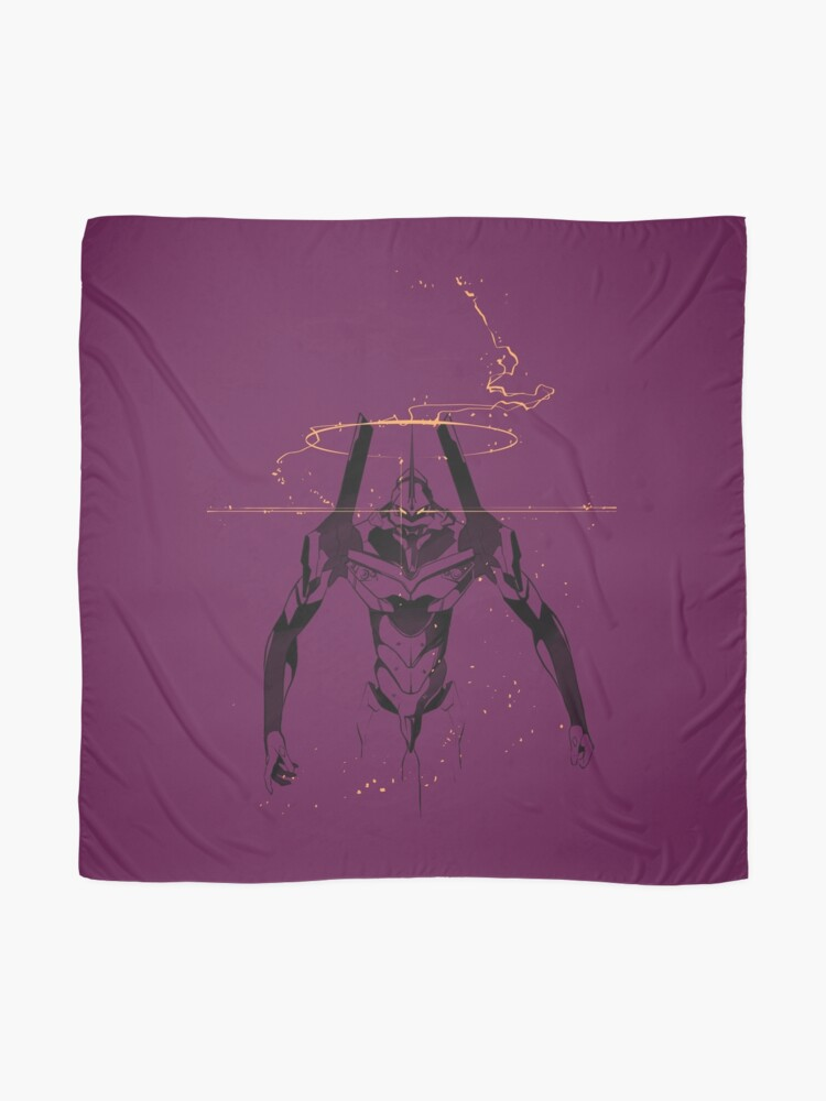 Alternate view of Unit-01 Scarf