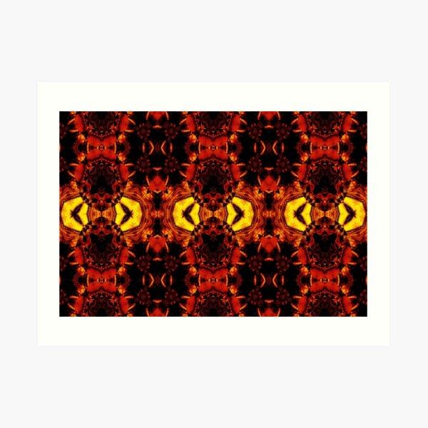 The TiButa -A Dark Tapestry of LorEstain Art Print