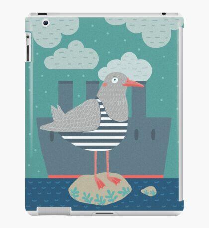 A seagull iPad Case/Skin