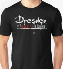 Dresden The Vampire Slayer T-Shirt
