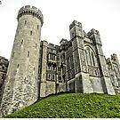 Arundel Castle by hans p olsen