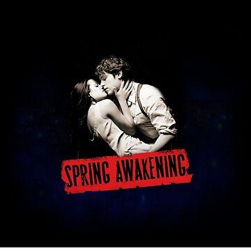 Original Spring Awakening Poster by AbbyKetchum17
