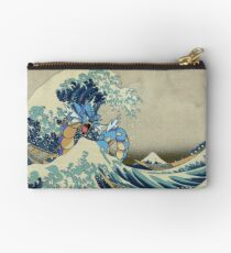 The Great Wave Off Gyarados Studio Pouch