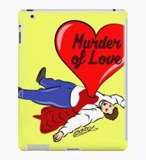 Murder of Love iPad Case/Skin