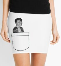 Dan in your pocket  Mini Skirt