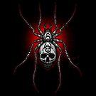 Arachnazrael by Chad Savage