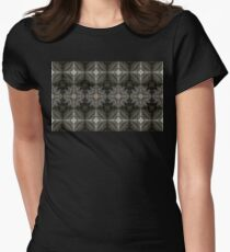 The Greylander Tapestries II Womens Fitted T-Shirt