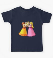 Princess Peach and Daisy Kids Clothes