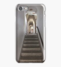 Upstairs, Downstairs iPhone Case/Skin