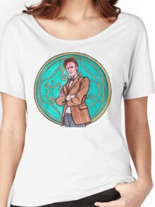 .11th Doctor. Women's Relaxed Fit T-Shirt
