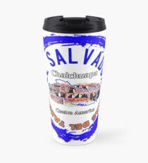 Ruta Maya El Salvador Travel Mug