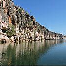 Geikie Gorge, Kimberley, Western Australia by Margaret  Hyde