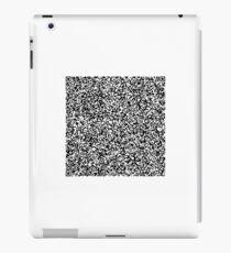 interjection QR code iPad Case/Skin