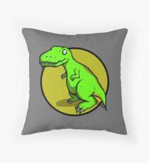 Dinosaurus Throw Pillow