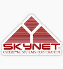 Skynet Sticker