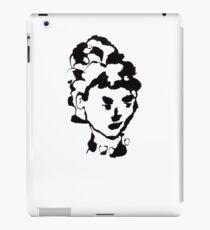 Woman in Ink iPad Case/Skin