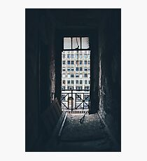 Abandon buildings Photographic Print