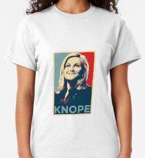 knope T-shirt classique