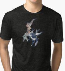 Arceus Earth Silhouette Tri-blend T-Shirt