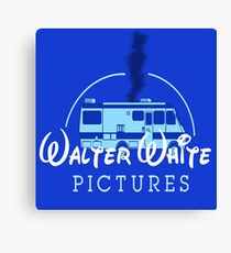 Walter White Pictures Canvas Print