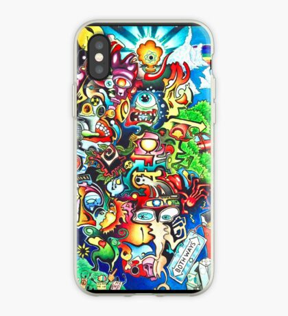 Chaos Two iPhone Case
