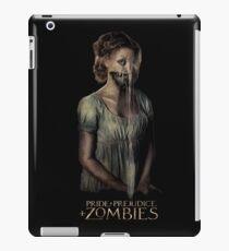 pride prejudice zombies movie iPad Case/Skin