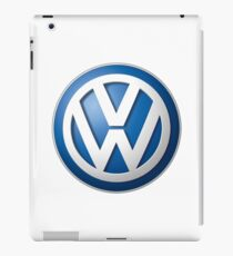 Volkswagen Logo iPad Case/Skin