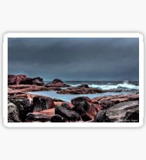 Bay of Fires 3 Sticker