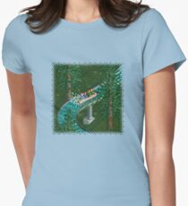 RCT - Log Flume Fitted T-Shirt