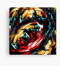 Dispersion Canvas Print