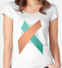 Letter X Women's Fitted Scoop T-Shirt