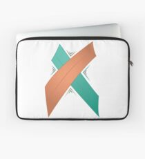 Letter X Laptop Sleeve