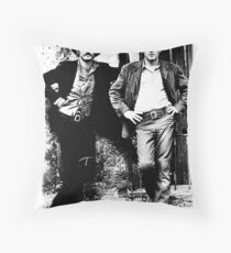 Butch Cassidy and the Sundance Kid 2 Throw Pillow