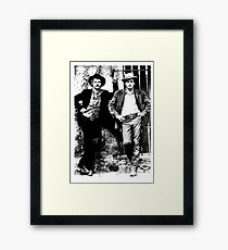 Butch Cassidy and the Sundance Kid 2 Framed Print