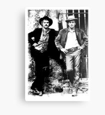 Butch Cassidy and the Sundance Kid 2 Metal Print