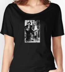 Butch Cassidy and the Sundance Kid 2 Women's Relaxed Fit T-Shirt