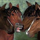 The Gossips by Carole Boyd